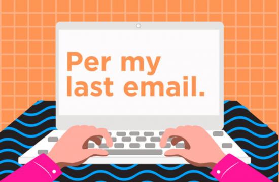 7 cụm từ tiếng anh mọi người thường mắc lỗi trong viết emails thương mại